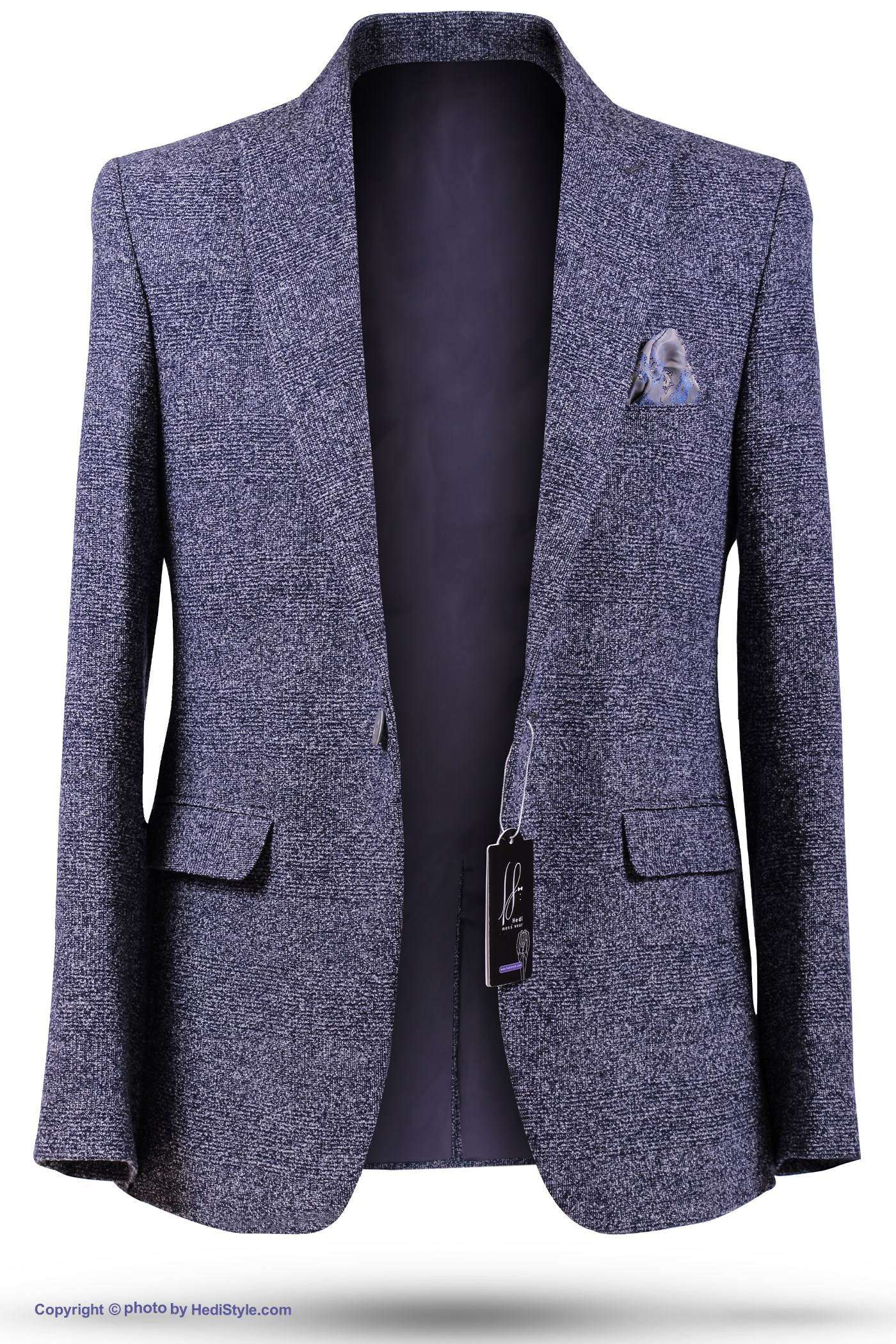 Men's single coat